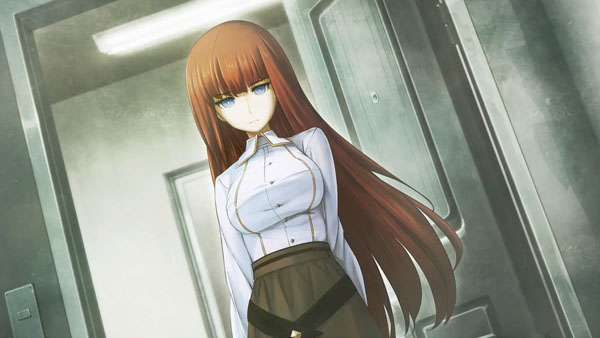 Steins Gate 0 Kagari Shiina Gameplay Videos Gematsu