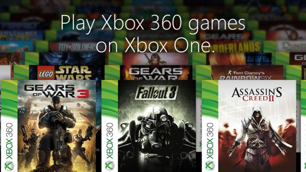 New Xbox One Game Announced : First xbox one backward compatibility games announced