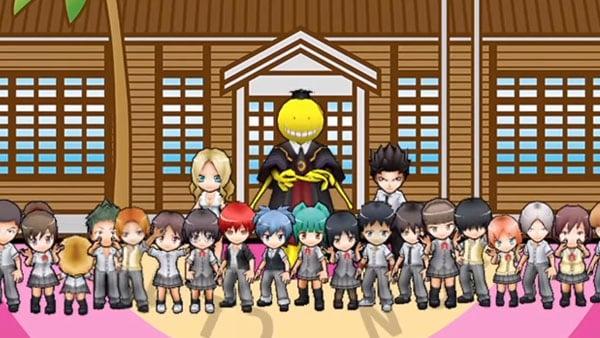 Assassination Classroom: Assassin Training Program