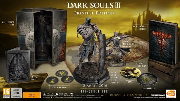 Dark Souls III Prestige Edition