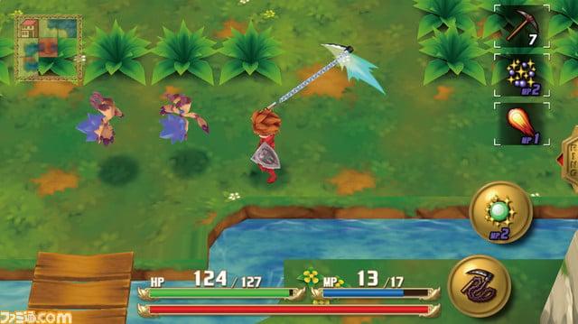 Latest Look At Final Fantasy Adventure Remake Gematsu