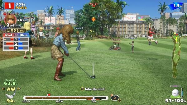 New Hot Shots Golf
