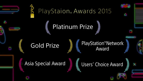 PlayStation Awards 2015