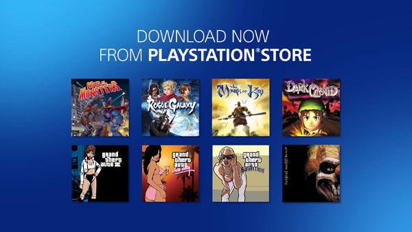 PS2 Classics on PS4