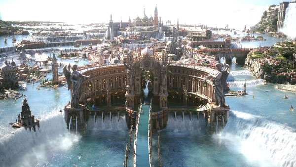 Final Fantasy XV | Altissia