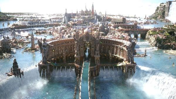 Final Fantasy XV | Altissia
