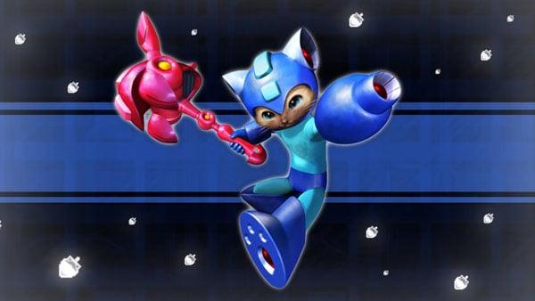 Monster Hunter X Mega Man