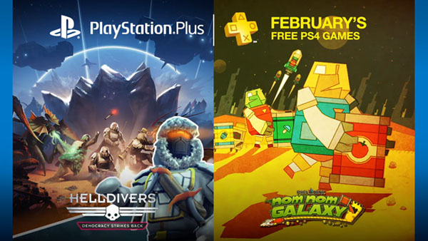 PlayStation Plus February 2016