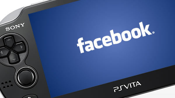 Facebook on PS Vita