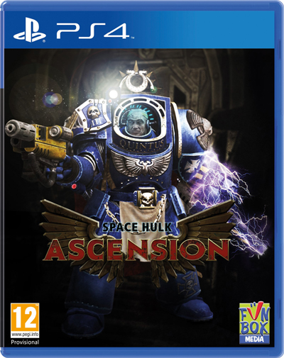 Space Hulk Ascension - Jogo será lançado para o PS4 na