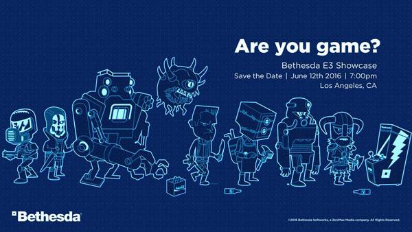 Bethesda Softworks at E3 2016