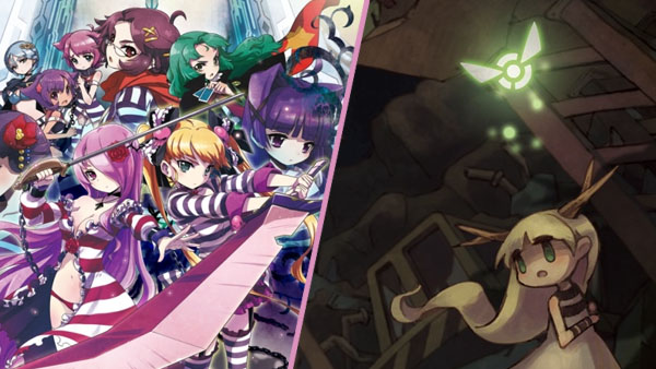 Criminal Girls and Firefly Diary