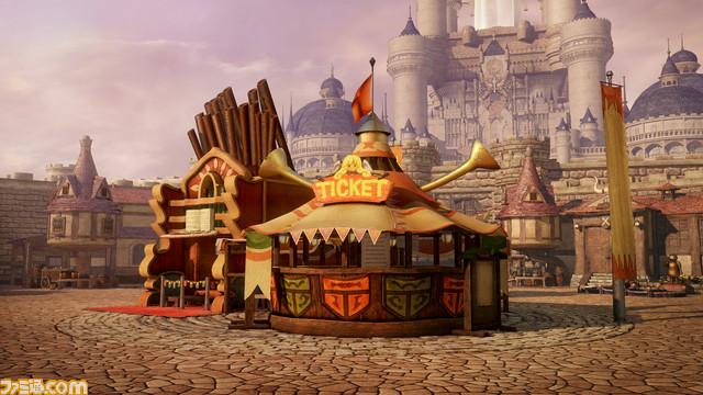 Dissida Arcade Alexandria Pic 1