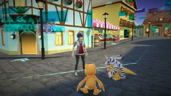 how to upgrade your town digimon world next order