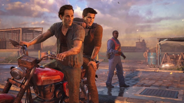 Uncharted 4: Among Thieves