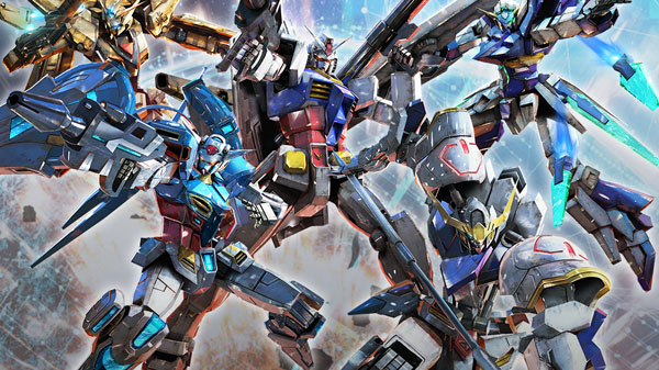Mobile Suit Gundam: Extreme VS Maxi Boost On
