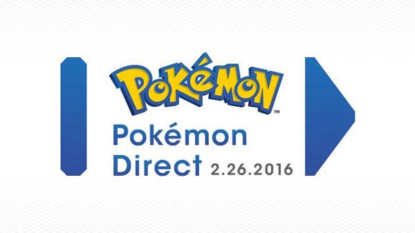 pokemon direct nintendo february 27