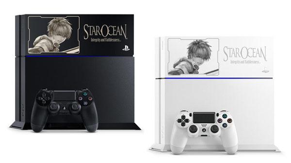 Star Ocean 5: Integrity and Faithlessness terá bundle e ultimate box