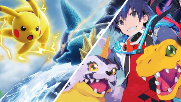 Pokken Tournament / Digimon World: Next Order