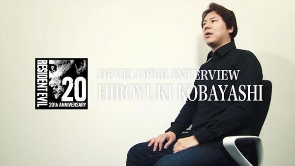 Hiroyuki Kobayashi - Resident Evil 20th Anniversary