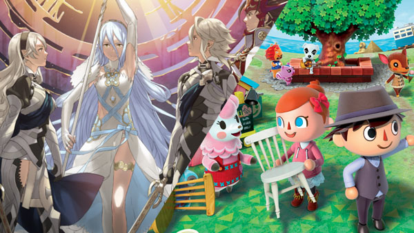 Fire Emblem and Animal Crossing