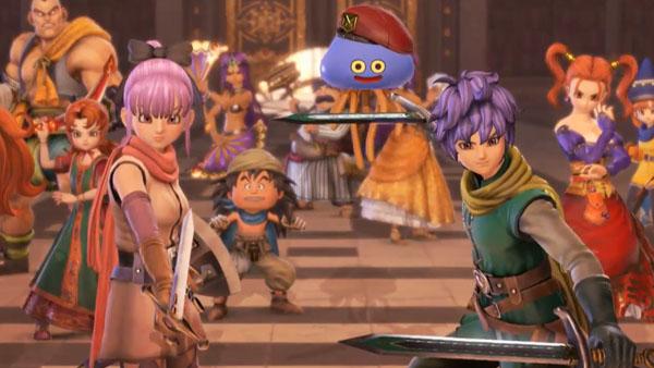 Risultati immagini per dragon quest heroes 2 new