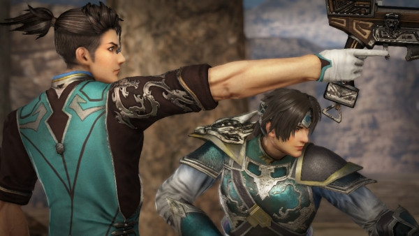 Dynasty warriors dating
