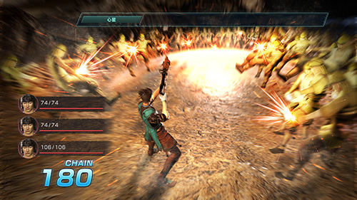 Dynasty Warriors: Eiketsuden