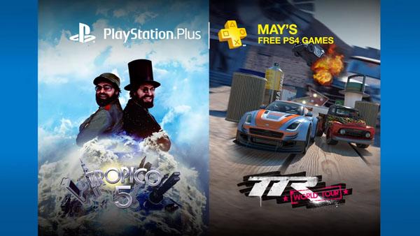 PlayStation Plus - May 2016