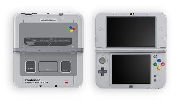 Super Famicom Edition New 3DS XL