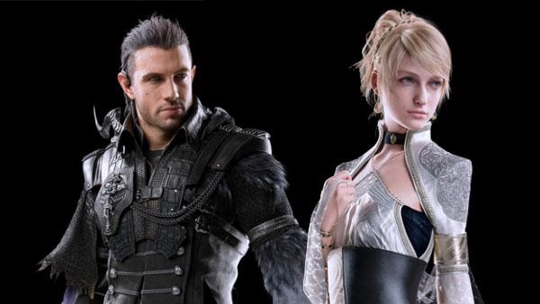 Kingsglaive Final Fantasy Xv Nyx And Luna Japanese Voice Actors