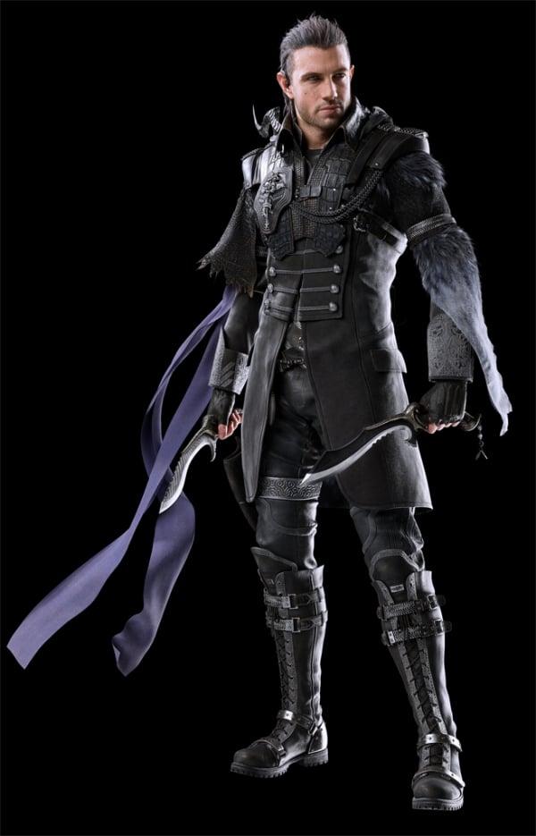 Final Fantasy 15 Kingsglaive Stream