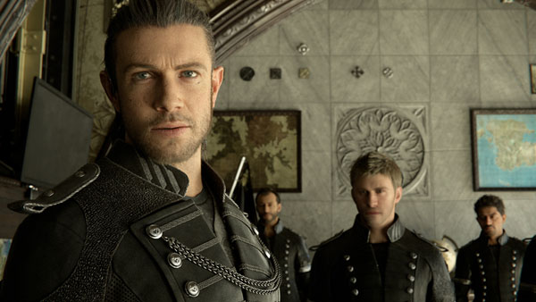 Kingsglaive Final Fantasy Xv Details Protagonist And Supporting