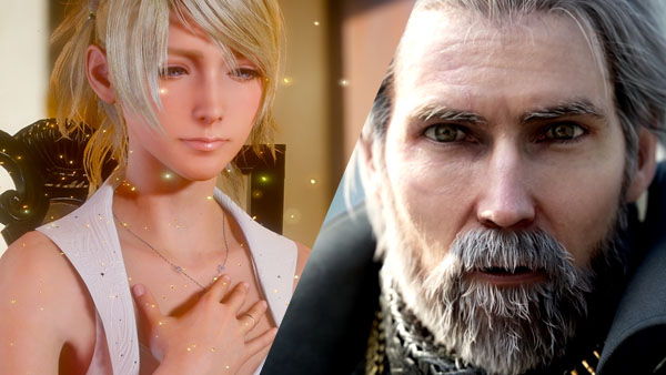 final fantasy xv how to change voice