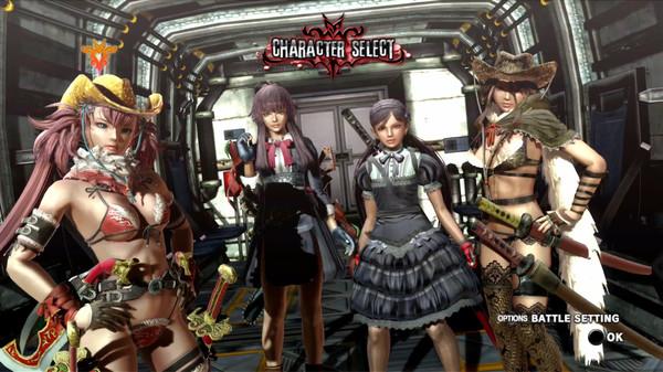 Onechanbara Z2 Chaos Coming To Pc Via Steam On June 1 Gematsu