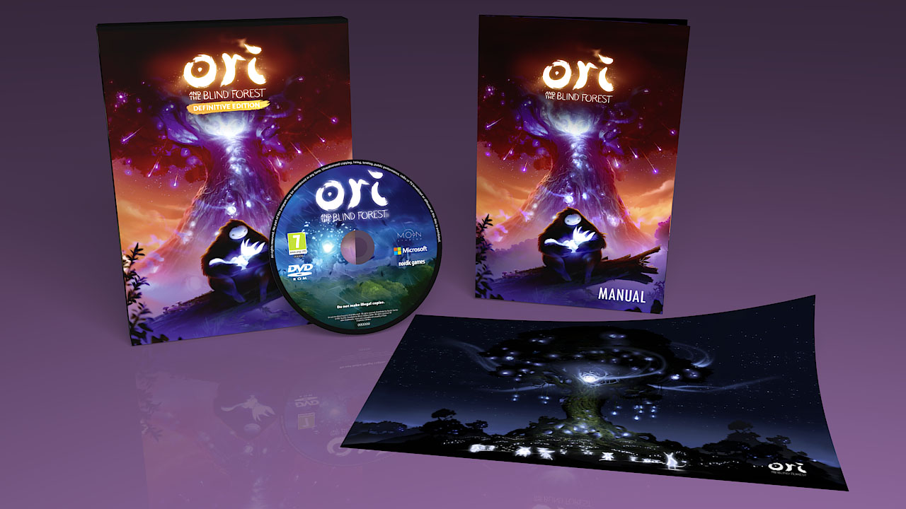 Ori and the Blind Forest contar� con edici�n f�sica
