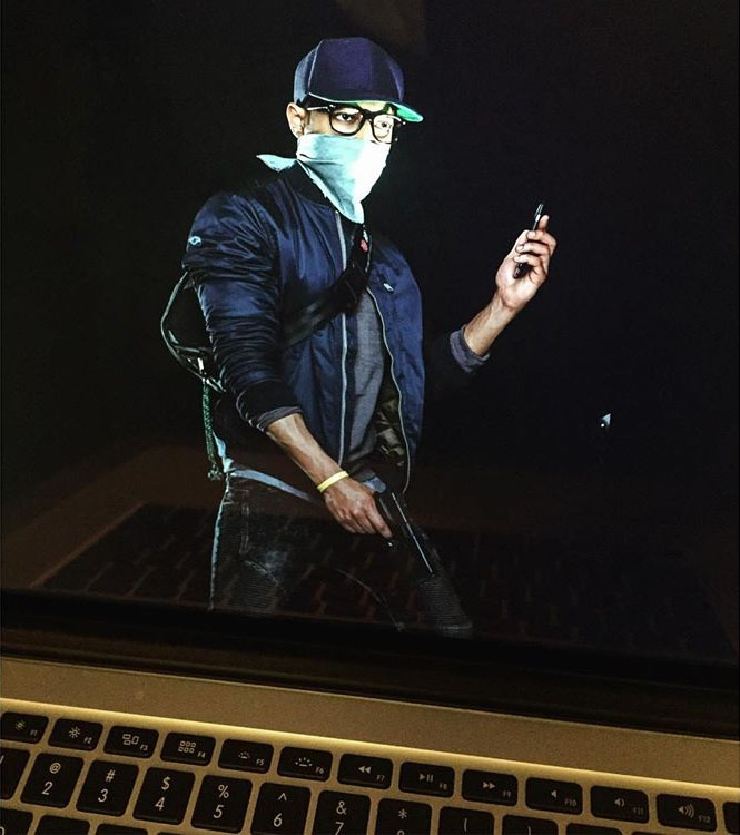 Watch Dogs Protag