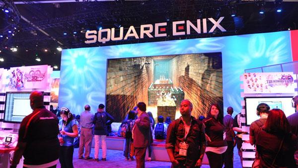 Square Enix at E3