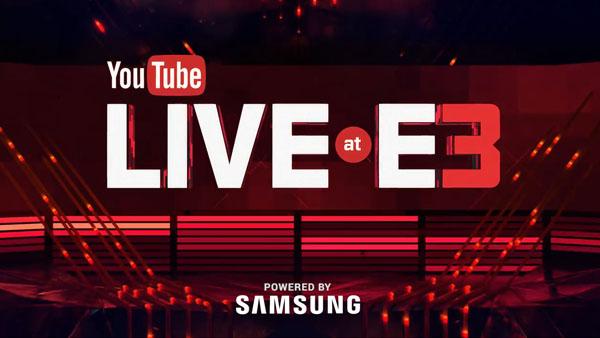 YouTube Live at E3 ret...