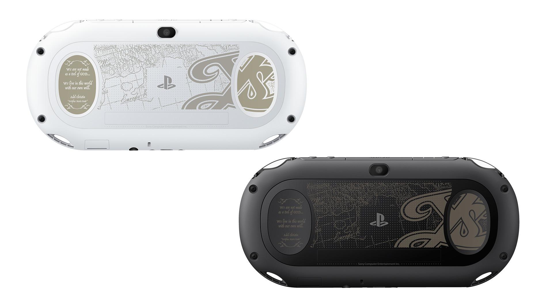 Ys VIII PS Vita Models