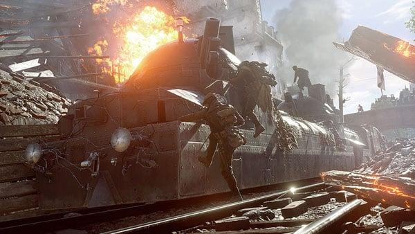 battlefield 1 debut gameplay trailer screenshots gematsu