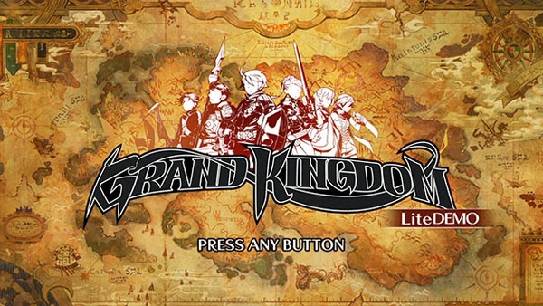 Grand Kingdom LiteDEMO