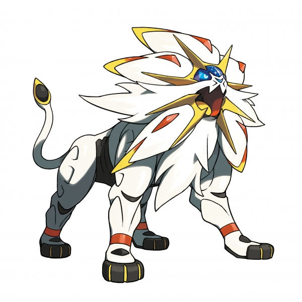 pokemon sun and moon solgaleo
