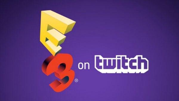 E3 2016 on Twitch