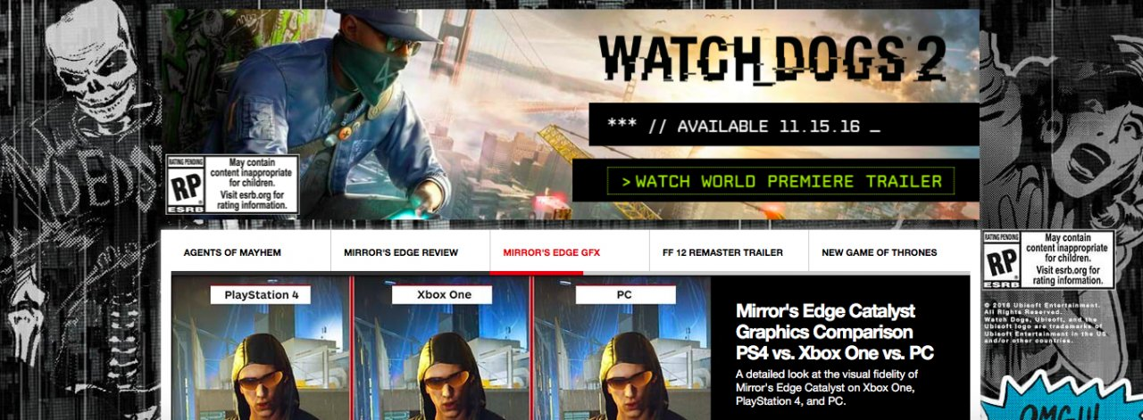 Pc Edition Of Watch Dogs  Release Date