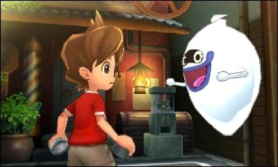 Yo-kai Watch 2: Bony Spirits and Fleshy Souls