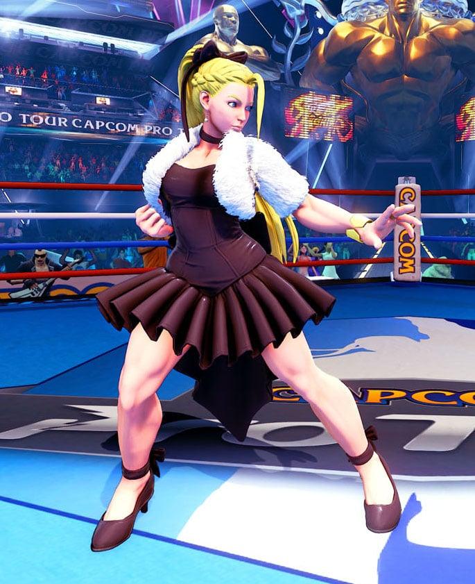 Capcom Pro Tour Dlc