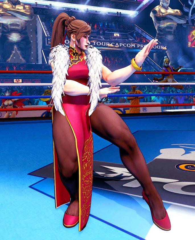 Capcom Pro Tour Chun Li