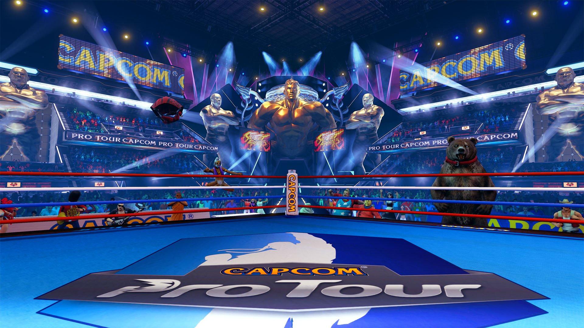 Capcom Pro Tour Premier
