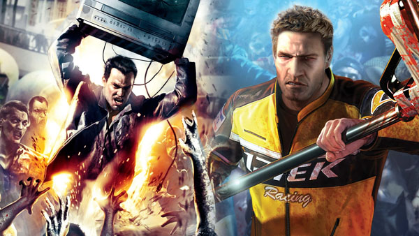 Dead Rising Dead Rising 2 And Off The Record Coming To Ps4 Xbox